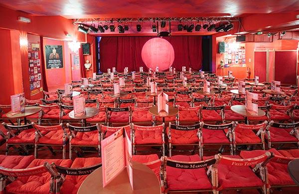 Salle : Le Grand Théâtre