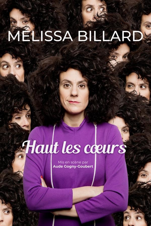Mélissa Billard dans : Haut les coeurs