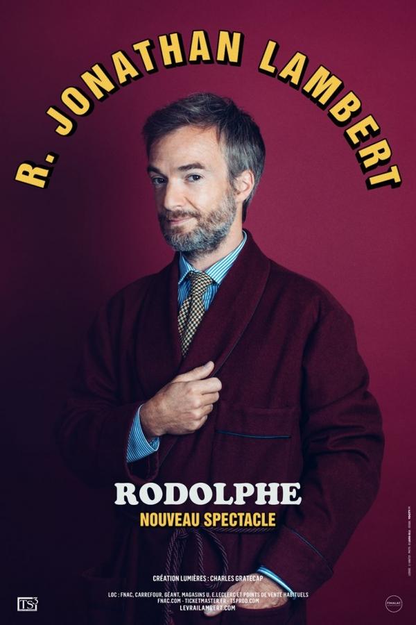 Jonathan Lambert dans : Rodolphe