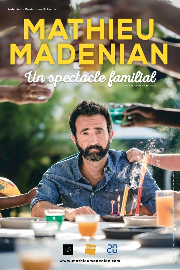 Mathieu Madenian - Spectacle familial - Au château de la Garrigue