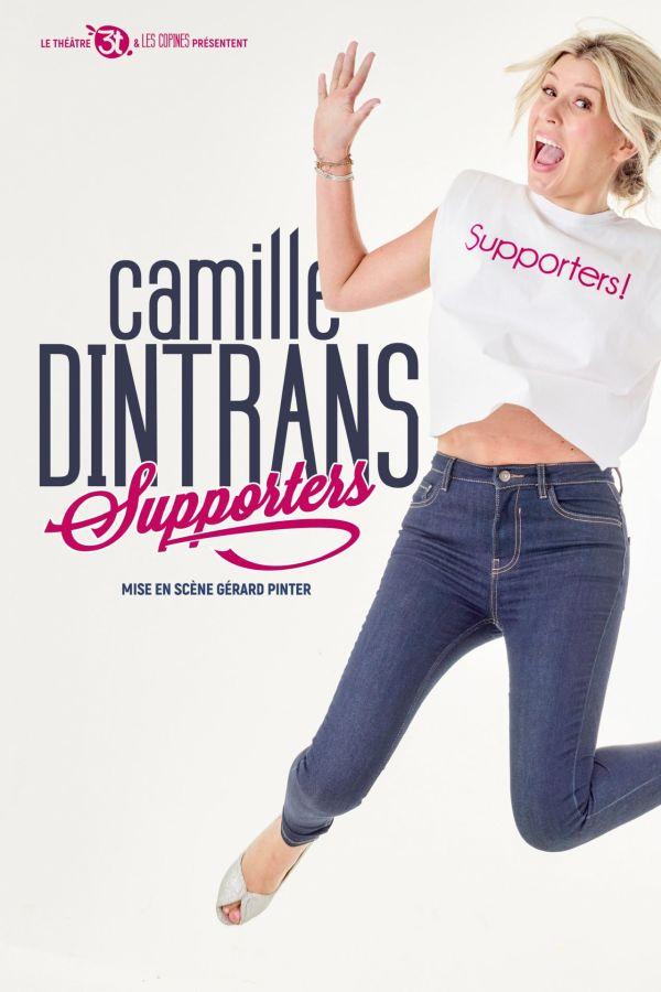 Camille Dintrans dans : Supporters !  - Spécial 31 décembre 2021