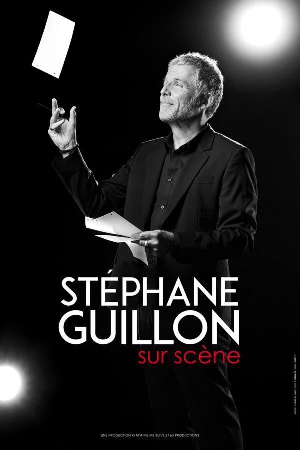 Stéphane Guillon dans : Sur scène
